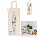 bread bag cook concept baguette