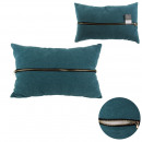 wholesale Cushions & Blankets: Pillow Closure type eclair blue 30x50cm, 1-time as