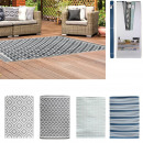 box 24 indoor outdoor polypro carpet 120x180cm, 4-