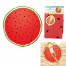 beach bed linen 150cm watermelon, 1- times assorte