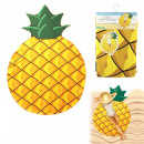 wholesale Sports & Leisure: beach bed linen 150cm pineapple, 1- times assorted