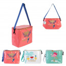wholesale Cooler Bags: cool bag 30x27x17cm, 3- times assorted