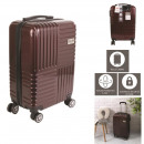 madrid bordeaux cabin suitcase 35l