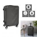 gray tokyo cabin suitcase 35l