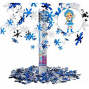 grossiste Articles de fête: Party Popper Confetti Canon Hiver 40cm