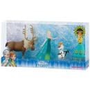 nagyker Licenc termékek: Bullyland frozen Anna, Elsa, Olaf és Sven