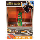 wholesale Sports & Leisure: Hexbug Skateboard + Stairs and Rails 18x27cm