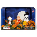 Schleich Snoopy Scenery Pack Halloween