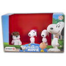 Schleich Snoopy The Peanuts Movie Scenery Pack 3 d