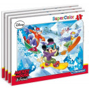 Disney Mickey Mouse Puzzle Window 15 pcs assorted