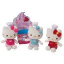Hello Kitty Plush Cook 13cm 3 Assortment
