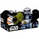 Star Wars Plush 6 surtido en Display 17cm
