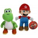 Mario Plush 30cm and 27cm Joshi S3