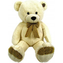 Plush Bear Creme 100cm