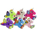 Peluche Unicorn New Landscape 6 assortiti 33cm