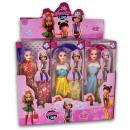ingrosso Giocattoli: accessorio di moda bambola di 27 centimetri in sei