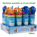 Finding Dory Bubbles 237ml 2 assorted 18cm in d
