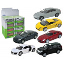 Welly FX Models vehicles assorted 24 pieces in dis