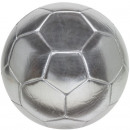 grossiste Sports & Loisirs:Football Argent Taille 5