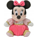 Disney Minnie Mouse Babypluche Pretty Pink 16cm