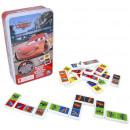 Cars Domino Box Metal