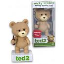 groothandel Speelgoed:Talking Ted 2 Wobbler