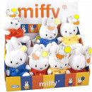Miffy Plush 3 assorted in Display 17cm