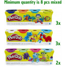 wholesale Other: Play Doh 4 piece clay 448gram