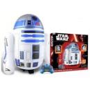 grossiste Cadeaux et papeterie: Disney Star Wars RC R2D2 avec son 64