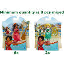 Disney Elena Avalor Mini Dolls 2 assorted