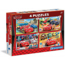 wholesale Licensed Products:Disney Cars2 4in1 Puzzle