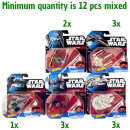 Hot Wheels Star Wars Starship surtidos