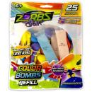 groothandel Stationery & Gifts: Zorbz Color Water Bombs met kleurpoeder