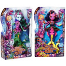 wholesale Licensed Products: Monster High Great Scarier Reef doll 2 assorted