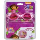groothandel Tuin & Doe het zelf: Dora Set Opblaasbare Waterbal met bril