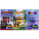 wholesale Other: Dreamworks Trap spring 3 assorted 7cm on card