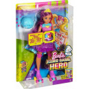 Barbie Videospiel Heldin Lichtspiel Bella
