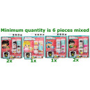 Mattel My Mini Mixie Q's Figure Pack 4 assorte