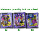 Monster High Sibling 3 assorted