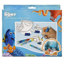 wholesale Other: Disney Finding Dory Kreatives Spielset 34-piece