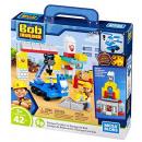 Mega Bloks Bob the Builder Fix-Up Garázs 30x30cm