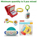 Fisher-Price Instruments 5 assorted