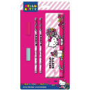 Hello Kitty Stationary Set 5 pieces in tin ...