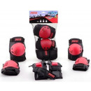 grossiste Sports & Loisirs: Sportline Protector Set Red tailles 4xS 5xM 3XL