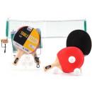 Großhandel Bälle & Schläger: Sportline Tischtennis mit 3 Bällen und 1 Rost