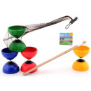 wholesale Sports & Leisure: Outdoor Fun Diabolo with wooden chopsticks
