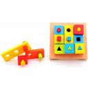 Großhandel Holzspielzeug: Jouéco® - Formen Haufen Puzzle