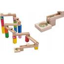 Großhandel Holzspielzeug: Jouéco® - Holzkugelbahn 33 Stück
