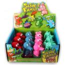 Großhandel Sonstige:Slime Familie in Display