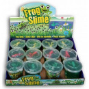 Frog Slime 3 in assorted Display